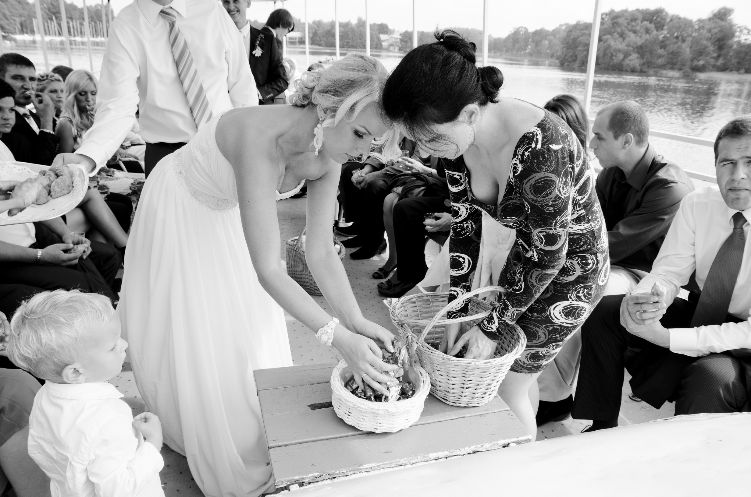 Islydejimas is namu per vestuves